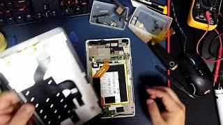 화웨이 미디어패드 M3 배터리 액정 교체