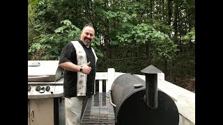Cooking With Smokey - Full Packer Brisket on Traeger