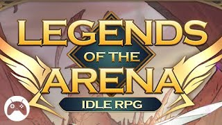 Legends of the Arena Gameplay (Android)