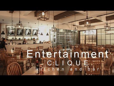 Entertainment - Clique Kitchen and Bar // free! Magazine #22