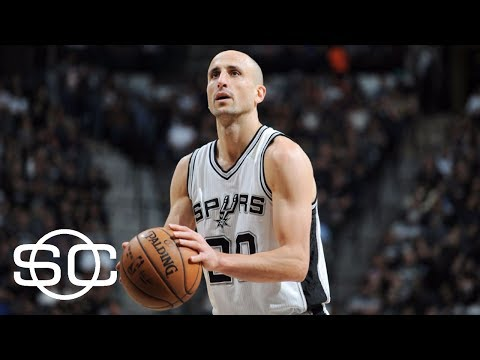 Manu Ginobili Returning To Spurs | SportsCenter | ESPN