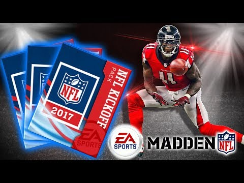NFL KICKOFF BUNDLE OPENING!! INSANE ELITE PULLS!!! MADDEN MOBILE 18 GAMEPLAY Ep. 3