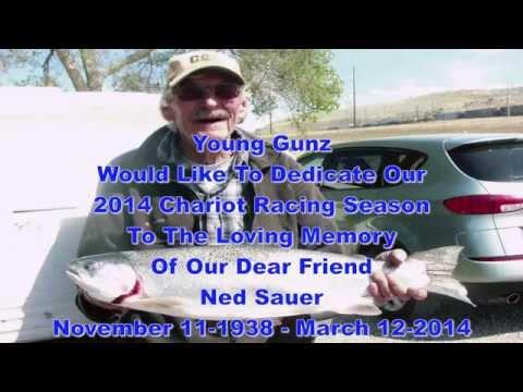 Young Gunz Chariot Racing Worlds Championship Final