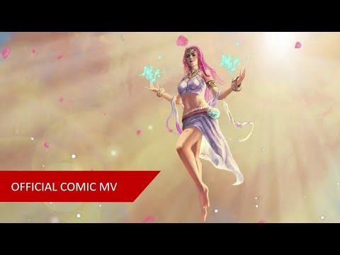 Anh và Quỷ Dữ / Comic MV - Lindis Quang Thánh Tiễn & Omen Ám Tử Đao (Original Soundtrack)