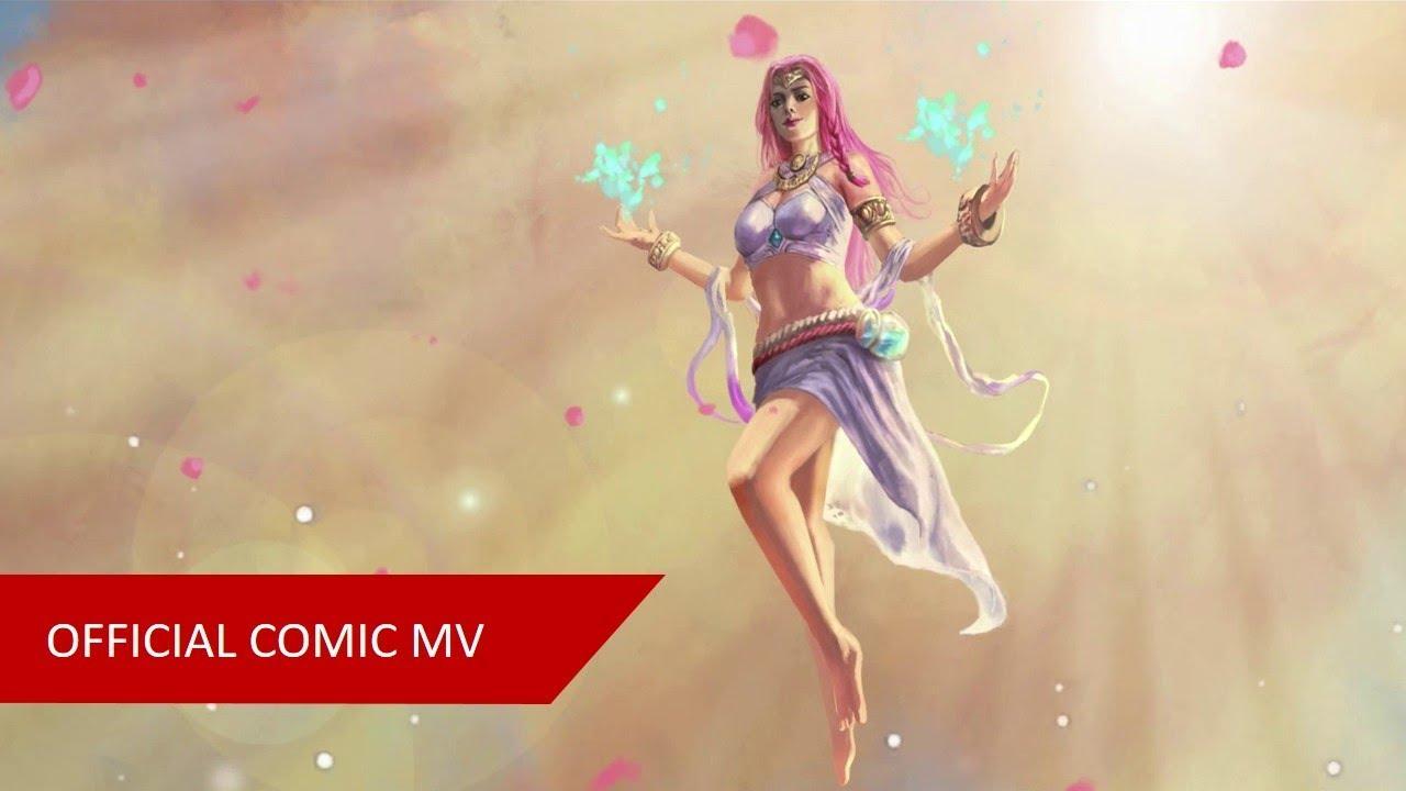 Anh và Quỷ Dữ / Comic MV - Lindis Quang Thánh Tiễn \u0026 Omen Ám Tử Đao (Original Soundtrack)