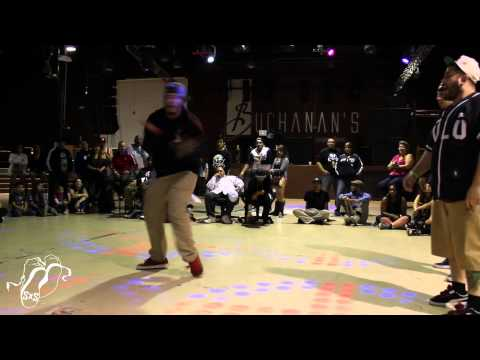 FSC vs Zulu Funk | Popping Top 8 | Sun City Floor Masters | #SXSTV