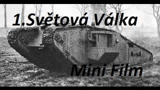 [S-M] 1. Světová Válka | Český Minecraft Mini Film [CZ/HD]