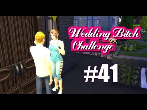 Wedding Bitch Challenge #41: Un jeune riche mais un peu con! [The Sims 4]