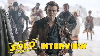 'Solo: A Star Wars Story' Interview