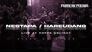 Pasukan perang - nestapa [Hareudang] (live session)