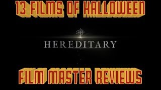Hereditary (2018) Review