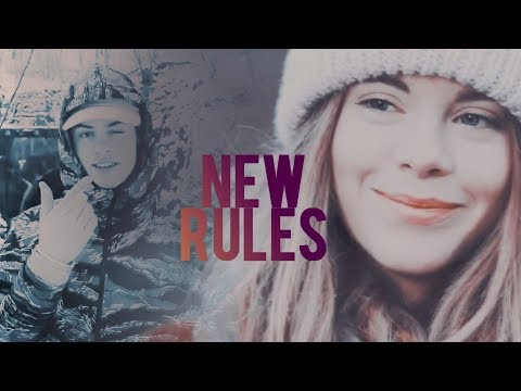 ● Chris & Eva || New Rules [SKAM]