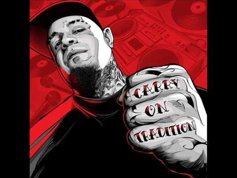 Vinnie Paz - In The Middle Of Nowhere [Feat. Lawrence Arnell, Slaine & Rite Hook]