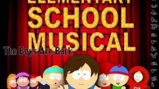 The Boys Are Back - High School Musical 3 (South Park Version)