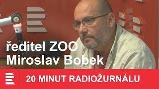 Miroslav Bobek: V Česku je celá řada zařízení, která se tváří jako zoologické zahrady