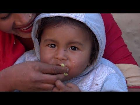 Bio-Anbau für gesunde Ernährung in Nepal
