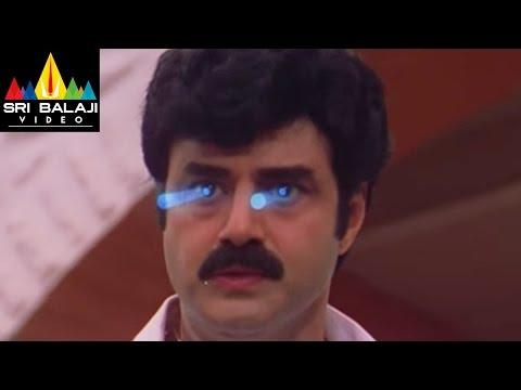 Narasimha Naidu Movie Balakrishna and Jp Scene | Balakrishna, Simran | Sri Balaji Video