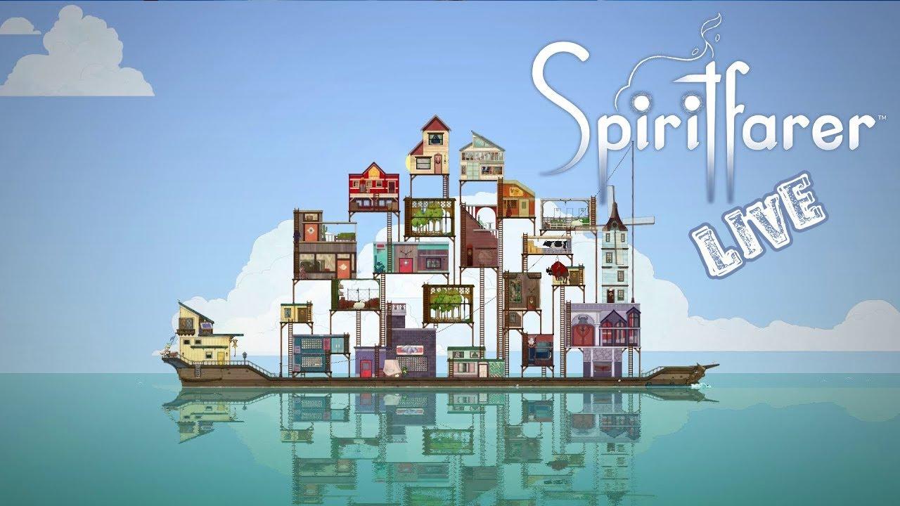 Spiritfarer, un juego que habla sobre la muerte.