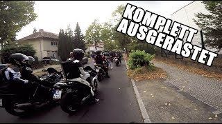 MIT 150+ BIKES DURCH BERLIN - ABOTREFF 😂