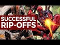 Successful Rip-Offs in Comics | The Elseworlds Exchange Podcast