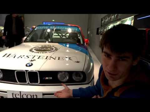 VLOG #1 - Návštěva BMW muzea v Mnichově