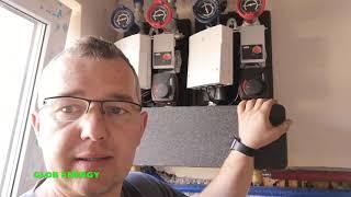 Montaż kotła Junkers Cerapur Acu Smart