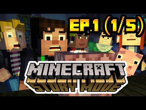 Tackle⁴⁸²⁶ [TH]Minecraft Story: EP1 เพื่อนหายไปในความมืด (1/5)