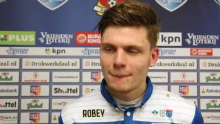 Video Gol Pertandingan Go Ahead Eagles vs PEC Zwolle