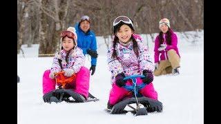 2017-2018 たんばらスキーパーク~雪遊び たんばランド編~