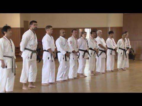 The 2nd Okinawa Traditional Karate and Kobudo Worldwide Seminar : Intensive Advanced Training