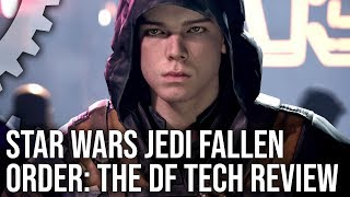 Star Wars Jedi Fallen Order: The Digital Foundry Tech Review