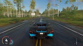 The Crew 2 - 2019 Bugatti Divo Gameplay [4K]