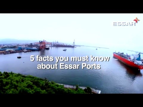 5 Facts you must know about Essar Ports