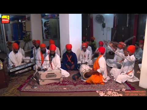 PANNU MAJARA ( SBS NAGAR) || MAHAN NAGAR KIRTAN - 2015 || Katha by Baba JOGA SING JI || Part 4th.