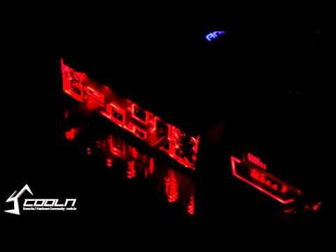 [Coolenjoy] GIGABYTE Z170X-Gaming 7 LED Effect