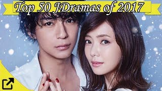 Top 50 Japanese Dramas of 2017 (New Only)