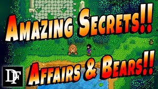 Secret Note Collection! Best Secrets and Items! - Stardew Valley 1.3