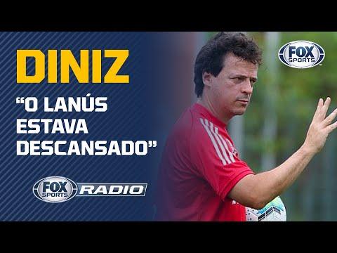 SÃO PAULO: FERNANDO DINIZ ESTÁ INVENTANDO DESCULPAS?   FOX Sports Rádio