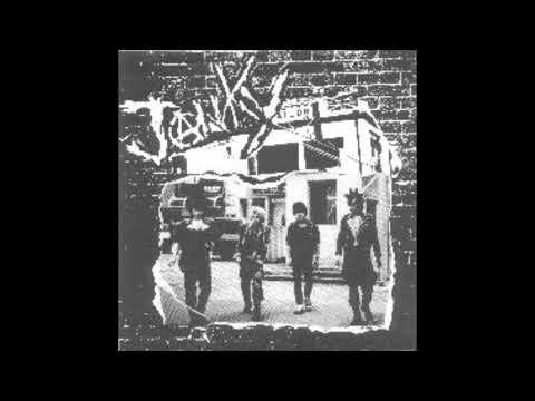 Janky - No Control. 1984 Japan 日本