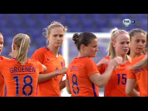 International Friendly. Women. Netherlands - Japan (09/06/2017)