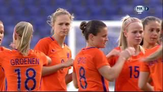 International Friendly. Women. Netherlands - Japan (09/06/2017)
