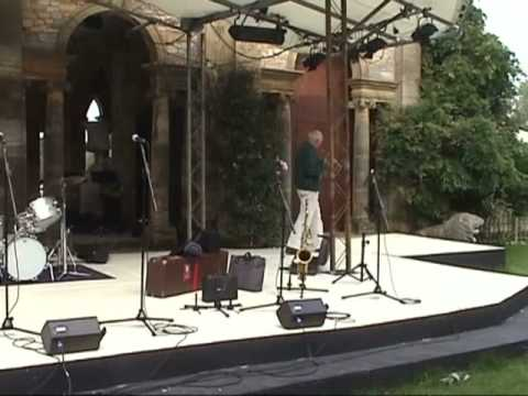 Humphrey Lyttelton, Stacey kent and Jim Tomlinson - CATCH AT HEVER CASTLE