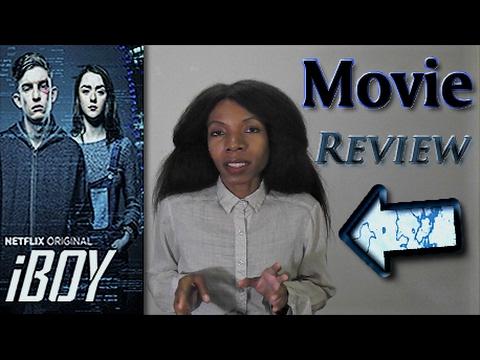 iBoy ( 2017) Netflix Original Sci-Fi - Movie Review