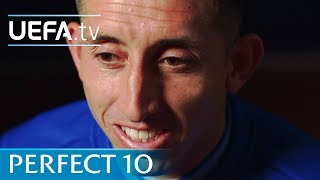 Messi, Ronaldo and who? - Hector Herrera picks his perfect number 10