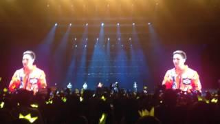 150710 BigBang Made Tour Mexico City- Taeyang Talking