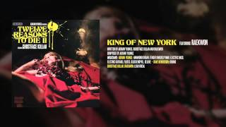 Ghostface Killah & Adrian Younge - King of New York feat. Raekwon - Twelve Reasons to Die II