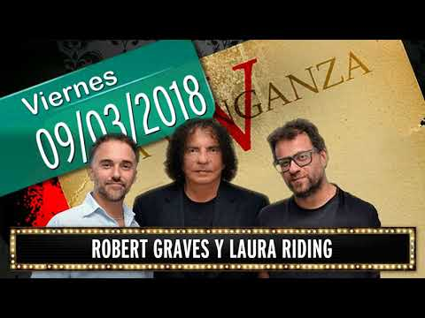 09 03 2018 Robert Graves y Laura Riding