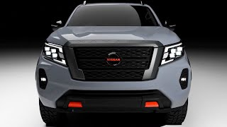 2021 Nissan Navara PRO 4X - interior Exterior and Drive (The Most Advanced Navara Ever)