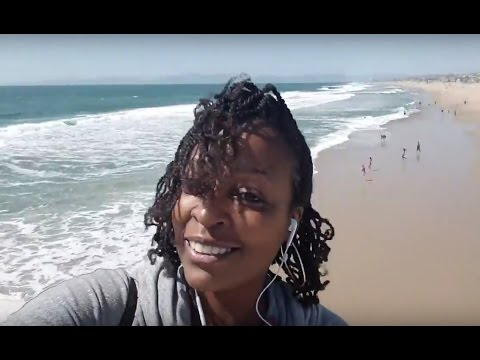 LA Vlog #5: Hermosa Beach, Hollywood & Santa Clarita in a Day