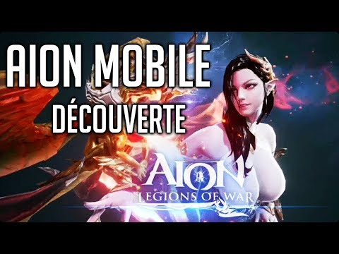 AION: Legions Of War - Découverte FR | ANDROID